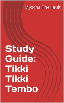 Tikki Tikki Tembo Literature Unit and Study Guide