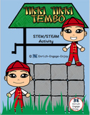 Tikki Tikki Tembo STEM STEAM Challenge + Literacy Activities Chinese New Year
