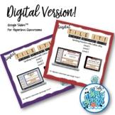 Tile It! Digital Letter Tiles Bundle for Paperless Classrooms