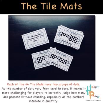 Tile Matching Game: Subitizing Numbers 10-20 [Level 3]
