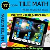 Tile Math - Multiplication - Digital Logic Puzzles