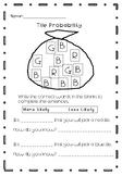Probability Tile Worksheet
