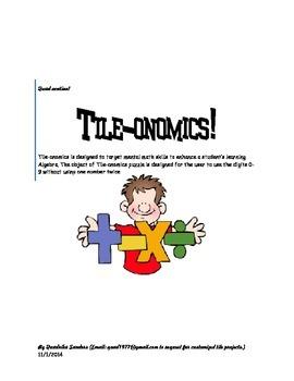 Tile-onomics! Divisibility Rules