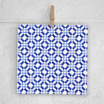 Tiles Digital Paper, Azulejos Paper
