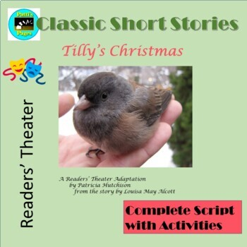 Tilly's Christmas, A Readers' Theater Adaptation with Activities