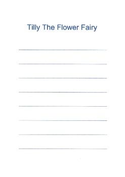 Tilly the Flower Fairy Lesson Plans