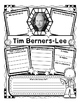 Tim Berners-Lee Research Organizers for Projects
