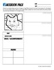 Timber Wolf -- 10 Resources -- Coloring Pages, Reading & A