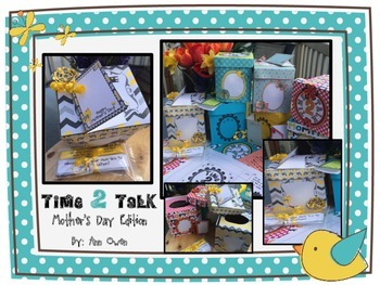 Time 2 Talk ~ Mother's Day Edition