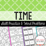 Telling Time Unit - Print and Go
