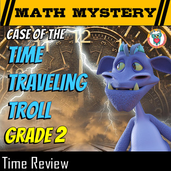 2nd Grade Time review: Telling Time and Time Patterns
