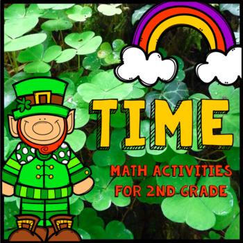 Time - 2nd Grade Math - Telling Time, Analog, Digital, St.