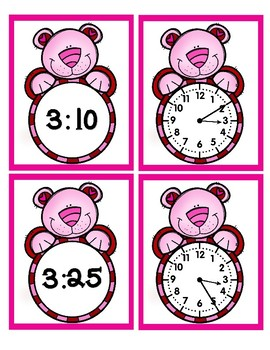 Time - 5 Minute Intervals - Bear
