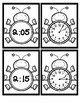 Time - 5 Minute Intervals - Bugs - Black & White