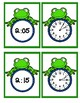 Time - 5 Minute Intervals - Frogs