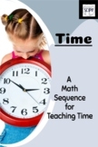 Time: A Recommended 34 Step-by-Step Math Sequence for Teaching Time