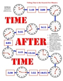 Time After Time - A Game to Practice Telling Time to the Nearest Five Minutes