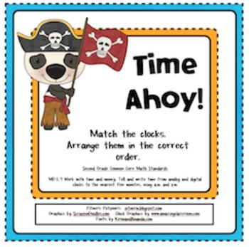 Time Ahoy! A Treasure Chest of Time Activities