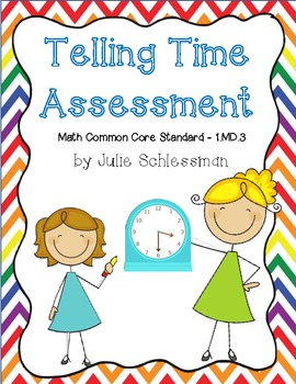 Time Assessment 1.MD.3