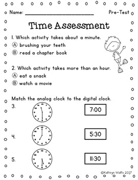 Time Assessment