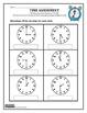 Time Assessment Grade 1 (1.MD.3)