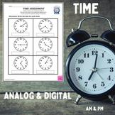 Time Assessment Grade 2 - (2.MD.7)