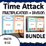 Time Attack Multiplication and Division Bundle