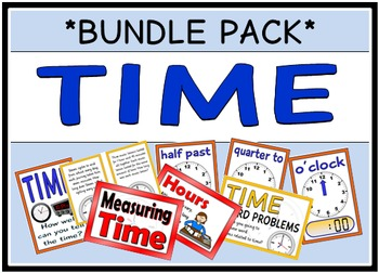 Time (BUNDLE PACK)