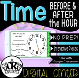 Time Before and After the Hour for Google Classroom Distan