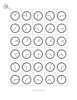 Time Bingo