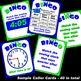 Time Bingo Basic - To the Nearest 5 Minutes