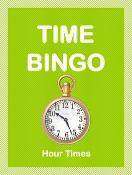Time Bingo - Hour Times