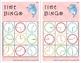 Time Bingo Package - Quarter Hour (:00, :15, :30, :45) Clo