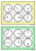 Time Bingo - o'clock, quarter past, half past and quarter to