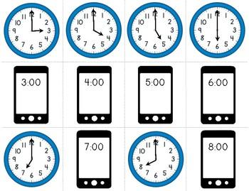 Time Board Game
