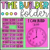 Time Builder File Folder Activity