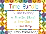 Time Bundle: Includes 4 Games (Memory, Slap it, Zap or Bang and Bump)