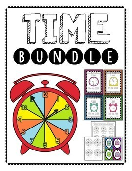 Time Bundle (Visual Strategy + 2 Games)