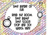 Time - Bundle of Fun Activities
