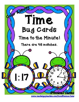 Time - By the Minutes - Bugs