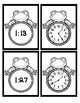 Time - By the Minutes - Frogs - Black & White