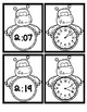 Time - By the Minutes - Monsters - Black & White