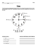 Time: Calculating and Adding Time