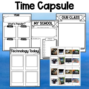 End of Year Time Capsule
