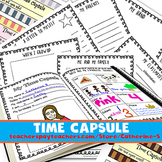 Time Capsule Writing Paper