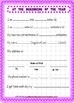 Time Capsule - 4th Grade