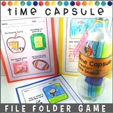Time Capsule Activity