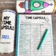 Time Capsule Activity for Back to School and End of Year