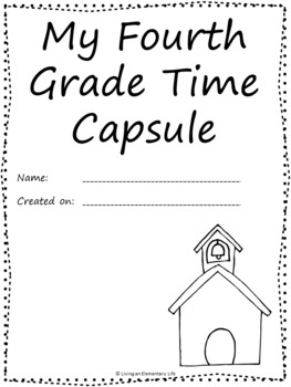 Time Capsule - Back to School Activities