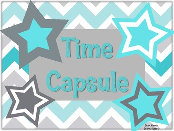 Time Capsule ~ Back to school ~ Free
